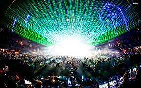 best laser show compilation hd