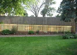 backyard dog fence with tall black chain link fence ideas home
