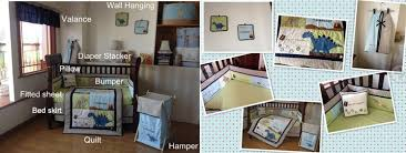 Farm Animals Crib Bedding by Patchwork Baby Bedding Farm Animals Cartoon Buy Farm Animals