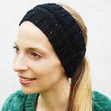 knitted headband knitted headband ear warmer headband wool headband ski headband