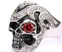 acrylic skeleton ring holder images 27 best skull ring images skull rings rings and jpg