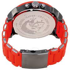 diesel mr daddy 2 0 gunmetal dial quartz men u0027s watch dz7370