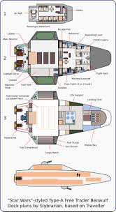 229 best deckplans starship images on pinterest deck plans