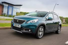 peugeot 2008 crossover new peugeot 2008 allure 2016 review auto express