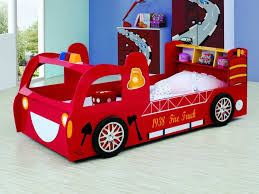 Fire Engine Bed Buy Racer Blue Car Bed For Kids Online In India Kids Kouch