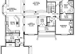 Open Modern Floor Plans 2 Bedroom House Floor Plans Open Floor Plan Celebrationexpo Org