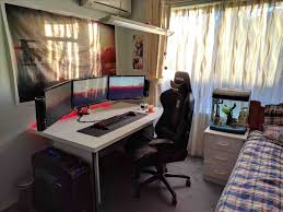100 gaming setup designer best 25 computer gaming room