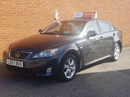 lexus warranty uk 2007 lexus is 220d 3 995