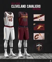 cleveland cavaliers new uniforms sole collector