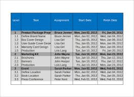sample chart template download free documents in pdf word excel
