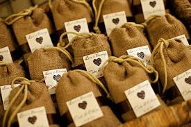 burlap wedding favor bags is brewing or the blend burlap favor bags http