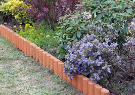 Metal Flower Bed Edging 64 Flower Bed Edging Ideas