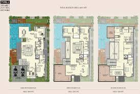 villa home plans villa house plans bangalore home design and style