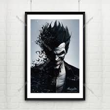 Batman Home Decor Online Get Cheap Batman Canvas Art Aliexpress Com Alibaba Group