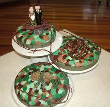 camo cake toppers be original and make your own camo wedding cake