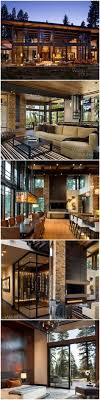 interior design mountain homes beautiful house in the woods modern house and interiors