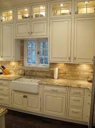traditional kitchen backsplash lincoln park chicago kitchen with brick backsplash dresner