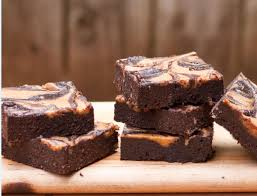 peanut butter swirl brownies low carb gluten free sugar free