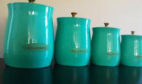kitchen canister sets entrancing 80 blue kitchen canister sets design inspiration of
