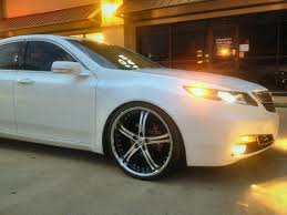 lexus is350 lowered 2012 tl sh awd on 22