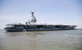 Unit Secretary Course Pentagon Conducting New Review Of Gerald R Ford Carrier Program