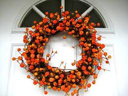 46 diy ideas to make thanksgiving wreaths guide patterns make