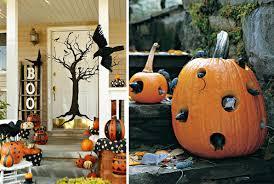 halloween home decor ideas diy halloween home decoration ideas halloween outdoor house