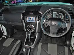 The Beast Car Interior Isuzu Malaysia Breaks Out The D Max Beast Autoworld Com My