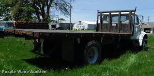 1995 international 4900 dump flatbed truck item k5987 so