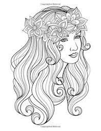 coloring pages for grown ups 10 crazy hair coloring pages page 5 of 12 free printable