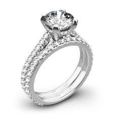gold wedding sets diamond wedding set 1486