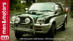 mitsubishi l200 2005 1999 mitsubishi l200 review with richard hammond youtube