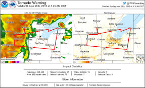 Green Bay Wisconsin Map by Tornado Warning Including Green Bay Wi De Pere Wi