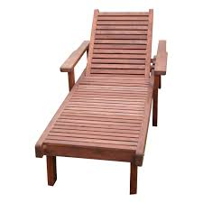 Outdoor Chaise Lounge Sofa by Best Redwood Single Beach Chaise Lounge Hayneedle
