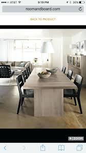 Room And Board Dining Room by Room And Board Extension Dining Table At Home Design Ideas
