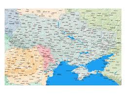 Moldova Map Ukraine Moldova Map Powerpoint Mountain High Maps Plus