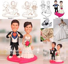 superman wedding cake topper superman cake toppers character figurines