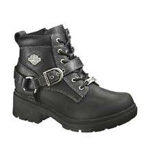 womens boots harley davidson harley davidson motorcycle leather shoes for ebay