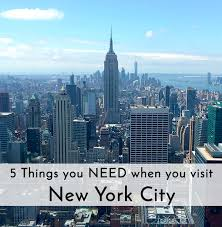 5 things to take on a trip to new york city crafting in the