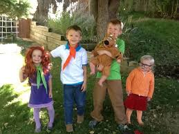 Scooby Doo Halloween Costumes Family 30 Family Group Costume Ideas