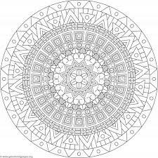 tribal mandala coloring pages 132 u2013 getcoloringpages org