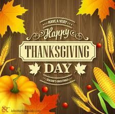 happy thanksgiving from all of us at a martin associates