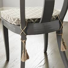 Chair Cushions Pottery Barn Best 25 Dining Chair Cushions Ideas On Pinterest Kitchen Chair
