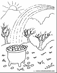 wonderful pot of gold clip art black and white with pot of gold