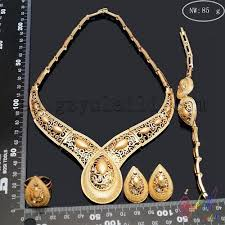 gold plated necklace wholesale images 2 grams gold plated jewelry set imitation jewellery design jpg