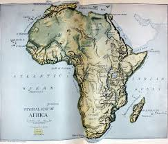 Physical Africa Map by File Nie 1905 Africa Physical Map Jpg Wikimedia Commons