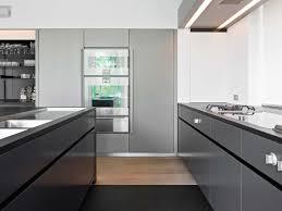 designer kitchen islands obumex contemporary kitchen designer kitchen grey kitchen