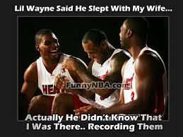 Funny Lil Wayne Memes - lil wayne rants the heat in tweets nba funny moments