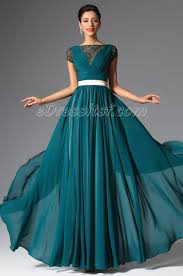 new cap sleeves lace evening dress prom ball gown edressit