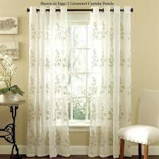 emejing embroidered sheer curtains gallery design ideas 2018